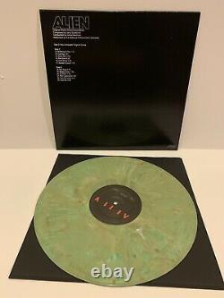 Mondo Limited Edition 2017 Alien Complete Soundtrack 4 Color Vinyl Box Set