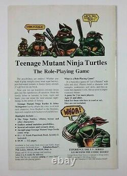 Mutant Adolescent Ninja Turtles Aventures #1 #2 #3 Complete Run Mini Series Archie