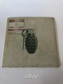 My Chemical Romance Armes Classiques Complete Set 5 Couleur Vinyle Ouvert