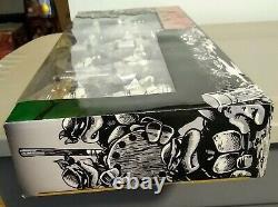 Neca 2008 Mutant D'adolescents Tortues Ninja B&w & Couleur Comic-con Sets Complete