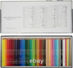 New Holbain Artist Colored Crayon Complet De 50 Couleurs En Provenance Du Japon