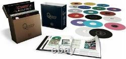 Newscaled Queen La Collection Studio (ensemble Complet De 18 Lp Couleur 180g)