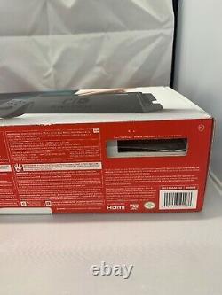Nintendo Console Commutateur 32go Gris (gris Joy-cons) Set -complete
