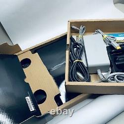 Nintendo Wii U 32 Go Console Noire Deluxe Set Avec Nintendo Land Complete En Boîte