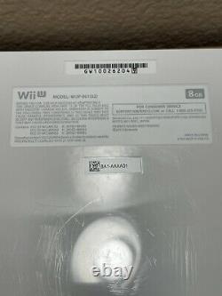 Nintendo Wii U Basic Set 8 Go White Console Handheld System Complete/tested/game Nintendo Wii U Basic Set 8 Go White Console Handheld System Complete/tested/game Nintendo Wii U Basic Set 8 Go White Console Handheld System Complete/tested/game Nintendo Wii
