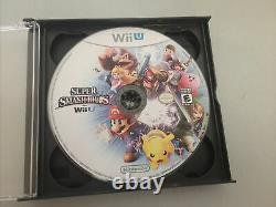 Nintendo Wii U Ensemble De Base 8 Go Complet Dans La Boîte De Jeu 6 Wii Mote / Numéro De Série Match