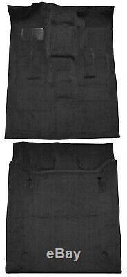 Nouveau! 2000-2006 Chevy Suburban 4 Portes Moule Set Complete Set Carpet Choisir La Couleur