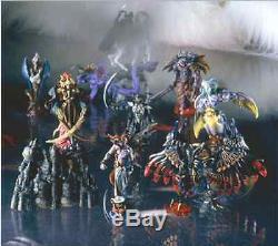 Nouveau Jeu De Couleurs Complet Final Fantasy Creatures Volume 2