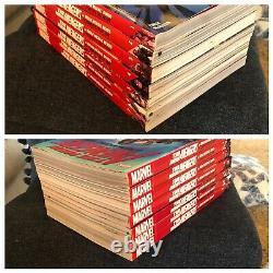 Nouveaux Avengers Bendis Complete Collection Tpb Set 1 2 3 4 5 6 7 Marvel Dark Reign
