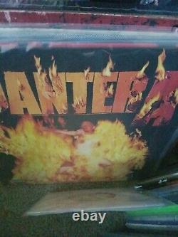 Pantera The Complete Studio Vinyl Album Lp 1990-2000 Coffret 5 Couleur 45