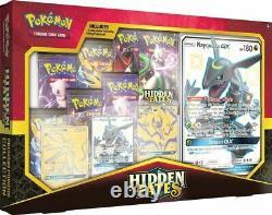 Pokémon Tcg Pok80392 Invisible Parques Collection Powers Haut De Gamme (couleurs Mixtes)