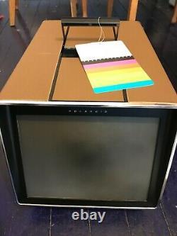 Polavision Complete Instant Color Film Home System Camera Tv Set Nos Vintage
