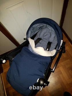 Poussette Babyzen Yoyo Avec Pack Nouveau-né 0+ Et Pack Couleur 6+. Ensemble Complet
