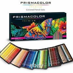 Prismacolor Premier Crayons De Couleur Ensemble Complet De 150 Couleurs Assorties