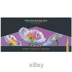 Prismacolor Premier Ensemble De 150 Crayons De Couleur Pour Artiste De Niveau Soft Core
