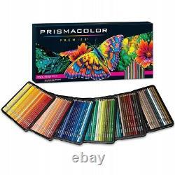 Prismacolor Premier Soft Core Crayons De Couleur, Ensemble De 150 Ensemble Complet