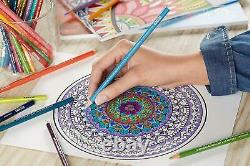 Prismacolor Premier Thick Core Colored Pencil Set, 150 Couleurs (gamme Complète)