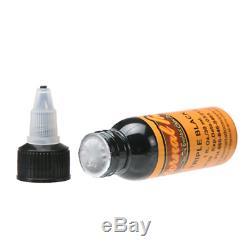 Professionnel Tatouage Encre 16 Couleurs Complètes Pigment Kit 1 Oz (30ml) Pigment