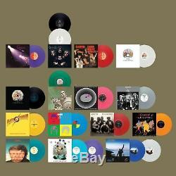 Queen Collection Complète Studio Nous (18fp Couleur Vinyle Set Box) Vendeur Nouveau