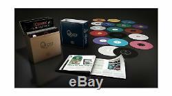 Queen Complete Album Studio Vinyle Box Set 180 Gramme Couleur Lp Collection Sealed