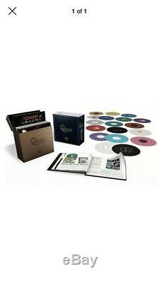 Queen Complete Collection Album Studio 15lp Box Set 180gram Colorés Vinyl Nouveau