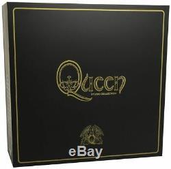 Queen Complete Studio Collection (coffret En Vinyle Neuf De Couleur 18 Lp) Us Vendeur