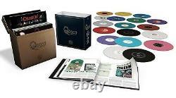 Queen The Studio Collection (180g Coloré 18 Lp Box Complete Set)