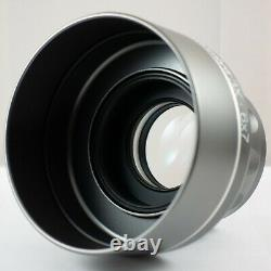 Rare Mamiya 3x Loupe 6x7 Large Filed Magnifier Multi-coated. Ensemble Complet
