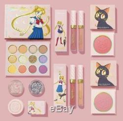 Sailor Moon Couleur Pop Collection Complete Set En Ships Worldwide