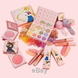 Sailor Moon X Couleur Pop Pleine Maquillage Ensemble Complet Dans La Main