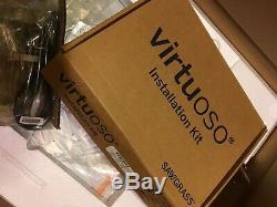 Sawgrass Virtuoso Sg800 Sublimation Avec Imprimante Complète (cmjn) Ink Set Nouveau