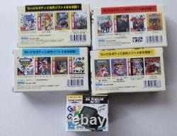 Sega Game Gear Micro 4 Console Couleur Big Window Complete Set 30th Anniversary