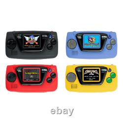 Sega Game Gear Micro 4 Couleurs Complete Set + Big Window + Micro Collection Pins