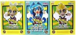 Set Complete Cartoon Couleur 2020 Toonize Vocaloid Miku Len Rin Dhl Ou Fedex Gratuit