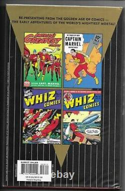 Shazam! Archives #1-4 2 3 Shazam! Famille #1 Complète Set! Whiz Capitaine Marvel