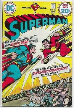 Shazam! (v1, 1973) #1-35 100% Complet + Superman 276 4 13 14 15 16 17 18 25 28