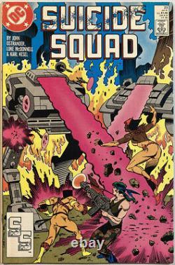 Squad Suicide #1-66 + Annuel #1 + Origines Secrètes 14. Complète. Nouvelle Base De Film