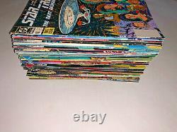 Star Trek La Prochaine Génération #1-80 Complete DC Series Comics + Annuals 1-4