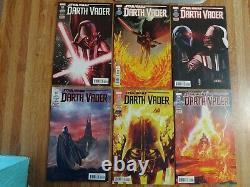 Star Wars Darth Vader Volume 2 Presque Complet Comprend Annual #2 Bon État