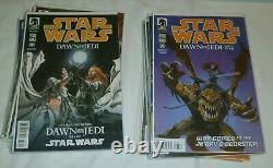 Star Wars Dawn Du Jedi #0 Prisonnier Bogan #1-5 Guerre De Force #1-5 Tempête #1,2,4,5