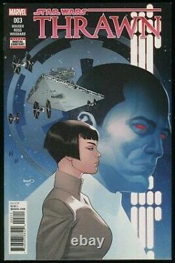 Star Wars Thrawn Comic Set 1-2-3-4-5-6 Lot Empereur Palpatine Darth Vader Sidiious