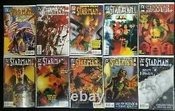 Starman #0-81 Ensemble Complet + Annuals Specials Crossovers Robinson 1995 DC Vf/nm