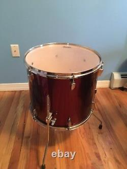 Tama Imperial Star (vin Red Red Couleur) Ensemble De Tambour Complet