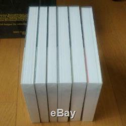 Technicolor Ensemble Complet Pour Tous Les 6 Volumes Akira-full Color Ver Première Édition Rare