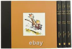 The Complete Calvin And Hobbes New Paperback Box Set Coloré. Bill Watterson