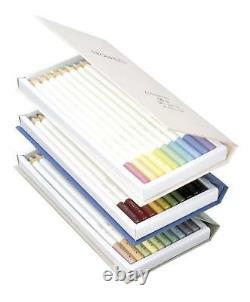 Tombow Coloriage Crayon Irojiten N ° 1-3 Set Complet 90 Crayon Navire En Provenance Du Japon