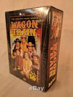 Train DVD Wagon Coffret 16 Disques 48 Épisodes La __gvirt_np_nn_nnps<__ Saison Complète Couleur