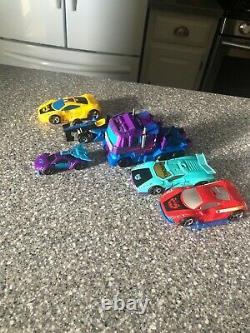 Transformers Combiner Wars Menasor G2 Colors Ensemble Complet
