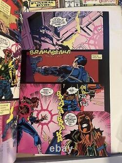Venom Comic Lot Of 14 Numéros 4 Série Mini Complète. Tous Les Fv-nm. Les Clés Marvel Mcu