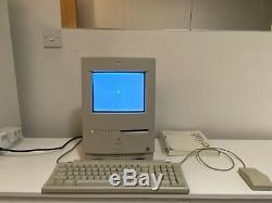 Vintage Apple Macintosh Couleur Classique Ensemble Complet 20mo / System 7 / Entièrement Rechapé
